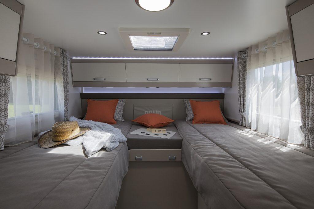 camping-car neuf intégral notin lorca jl