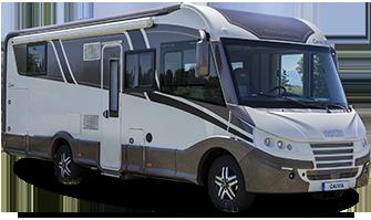 camping-car neuf intégral notin calvia cl