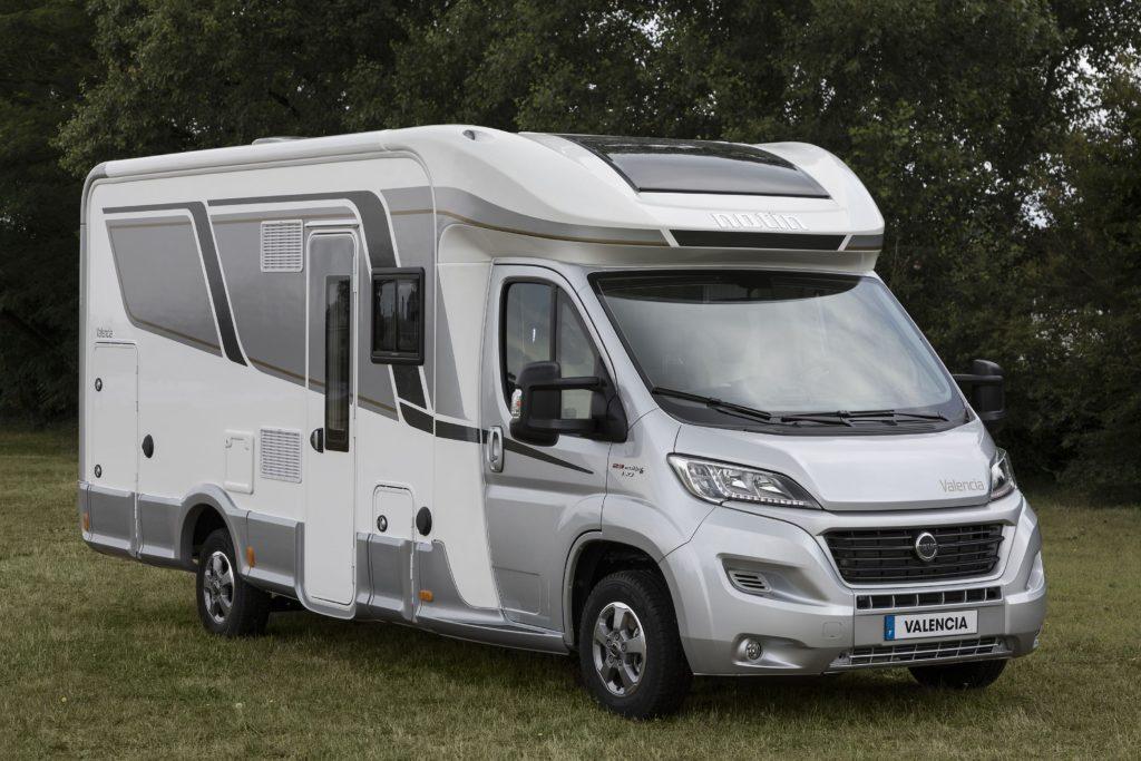 camping-car profilé neuf notin valencia