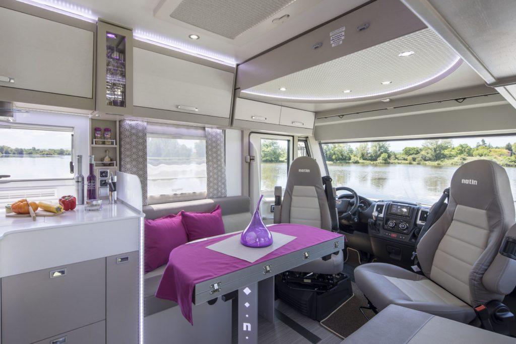 camping-car neuf intégral notin lorca jf