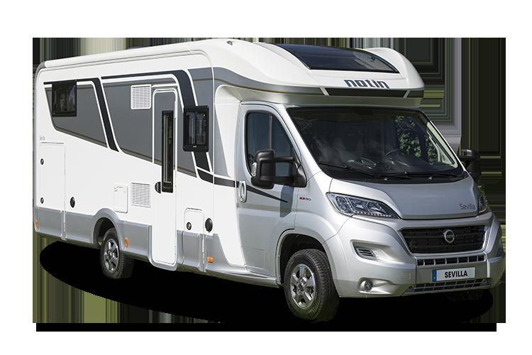 camping-car neuf profilé notin sévilla