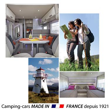 NOTIN fabricant français de camping-cars depuis 1921