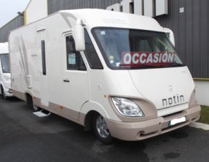 camping-car occasion intégral notin odessa