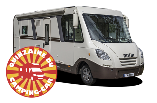Quinzaine du Camping-car du 16 au 30 mars 2019