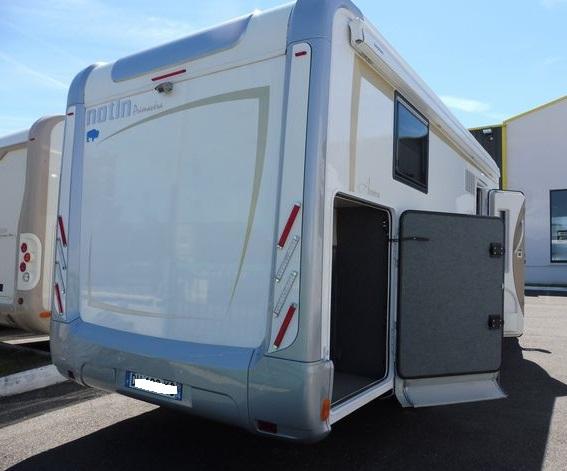 Camping car occasion NOTIN Almeria Primavera