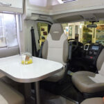 Camping-car occasion Notin Sevilla salon